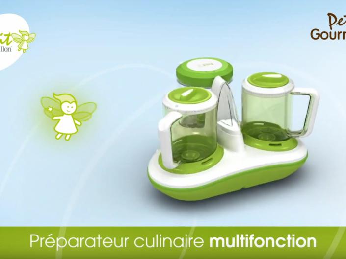 Petit Gourmet - Animation