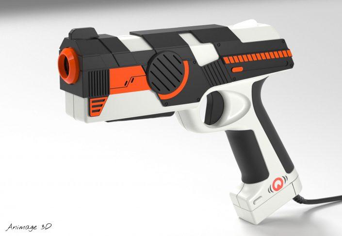 Ubitag Gun
